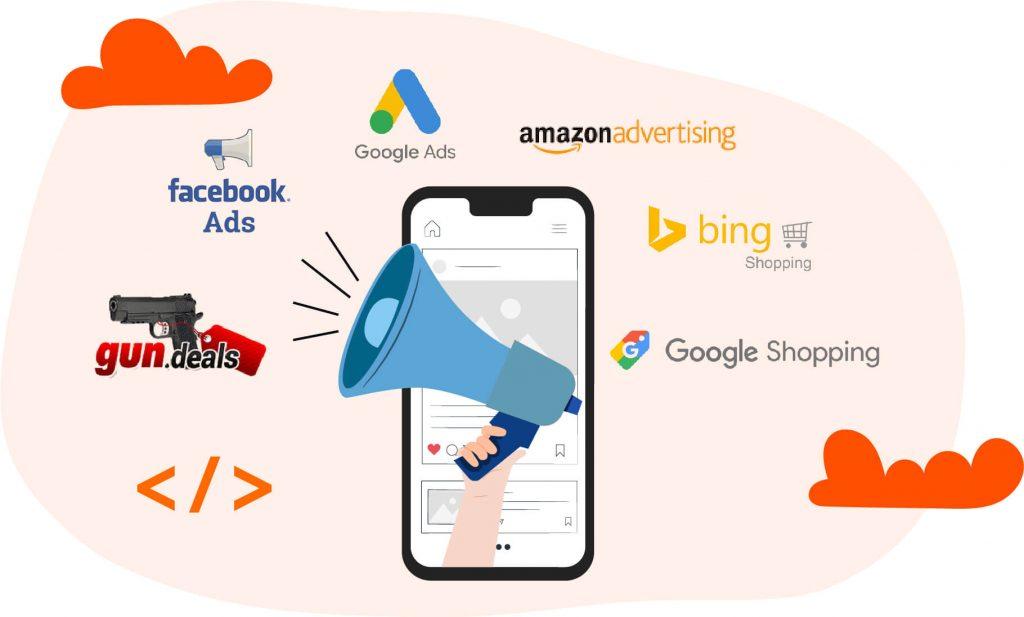 Marketing Merchant Center Integration
